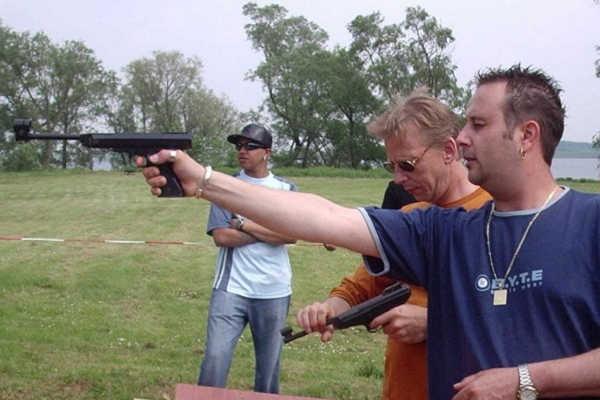 pistoolschieten
