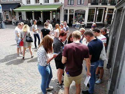 citygames Enschede groepje